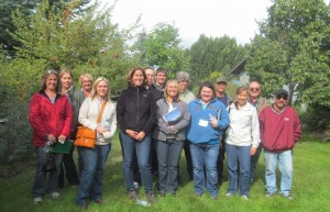 Western HIS Multi-state Inspection group, Sept. 2013